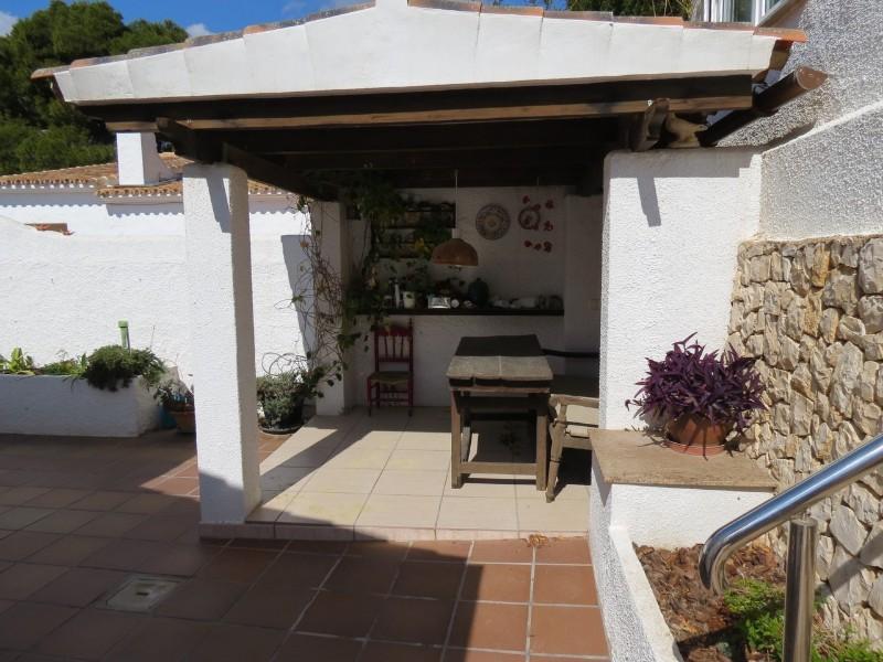 Villa  in Moraira, Costa Blanca (cbd1282) - 28