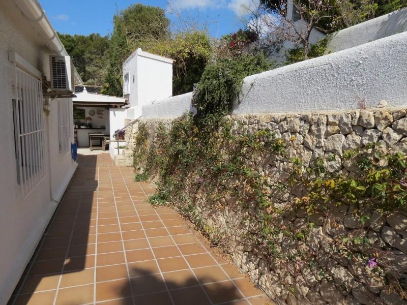Villa  in Moraira, Costa Blanca (cbd1282) - 36