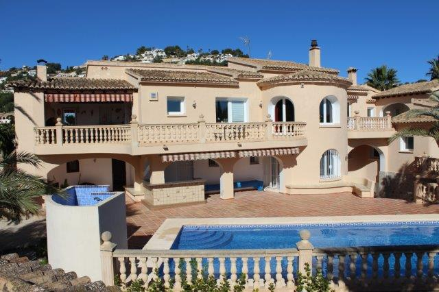 Villa  in Moraira, Costa Blanca (cbd813) - 1