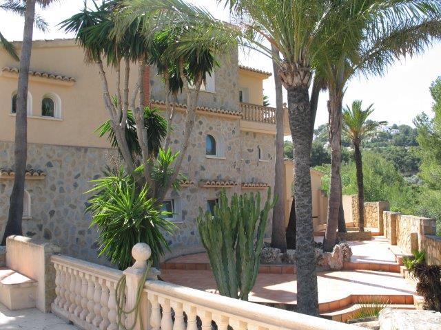 Villa  in Moraira, Costa Blanca (cbd813) - 3
