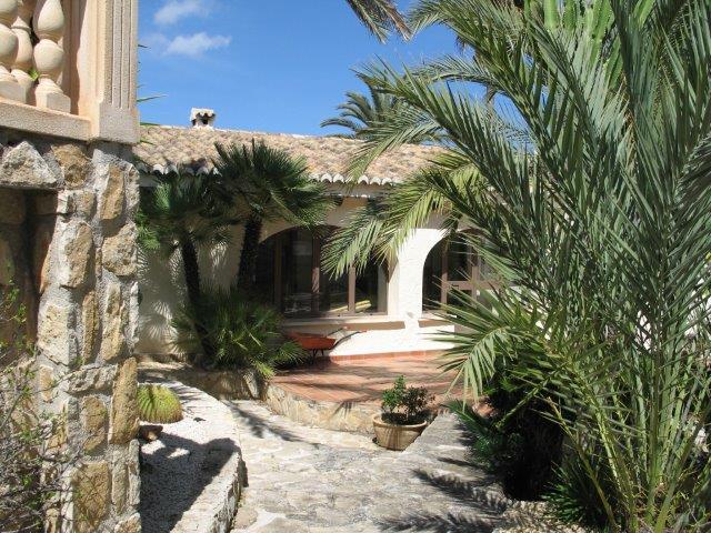 Villa  in Moraira, Costa Blanca (cbd813) - 7
