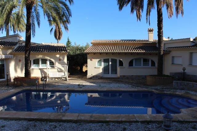 Villa  in Moraira, Costa Blanca (cbd813) - 6
