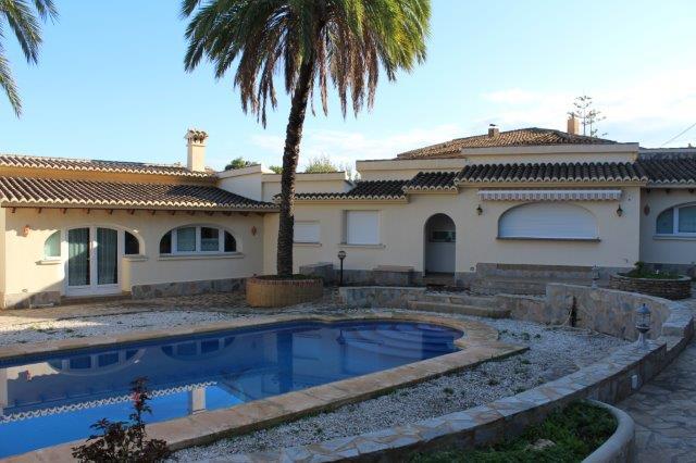 Villa  in Moraira, Costa Blanca (cbd813) - 5
