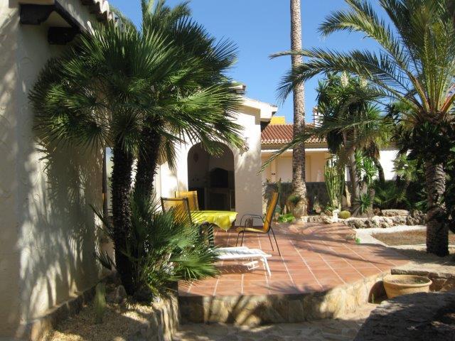 Villa  in Moraira, Costa Blanca (cbd813) - 12