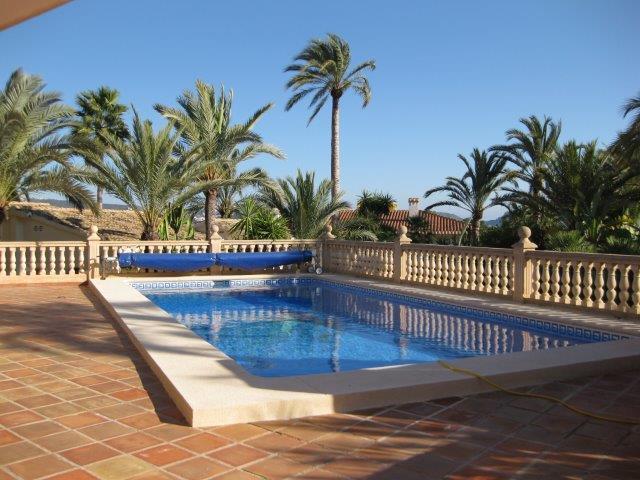 Villa  in Moraira, Costa Blanca (cbd813) - 16