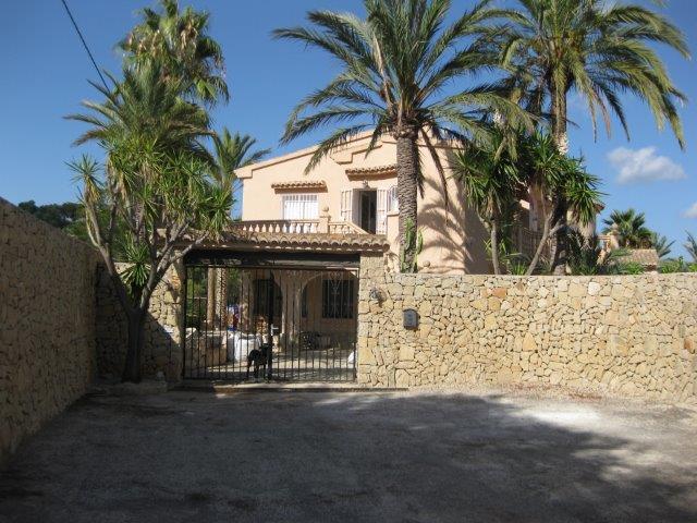 Villa  in Moraira, Costa Blanca (cbd813) - 18