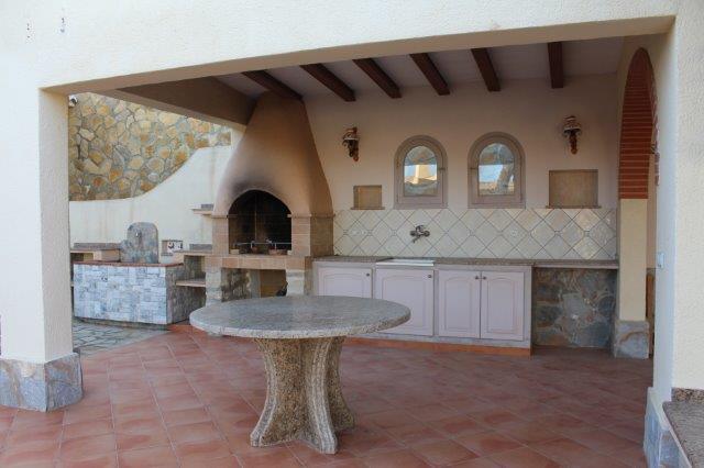 Villa  in Moraira, Costa Blanca (cbd813) - 20