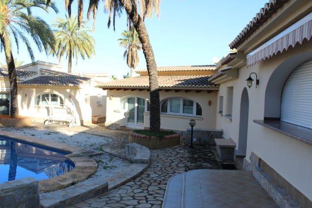 Villa  in Moraira, Costa Blanca (cbd813) - 21