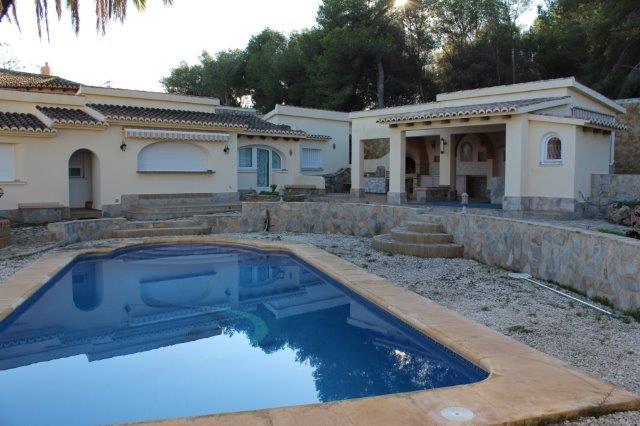 Villa  in Moraira, Costa Blanca (cbd813) - 22