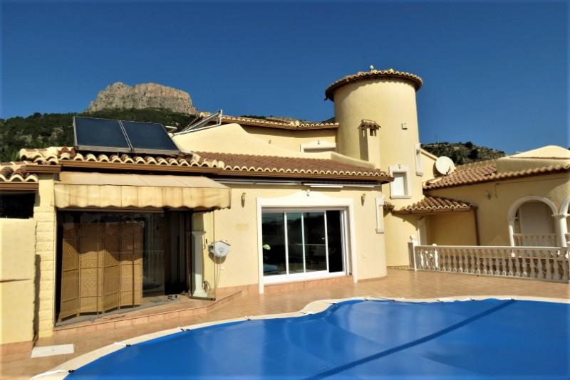 Villa  in Calpe, Costa Blanca North (cbd815x) - 35