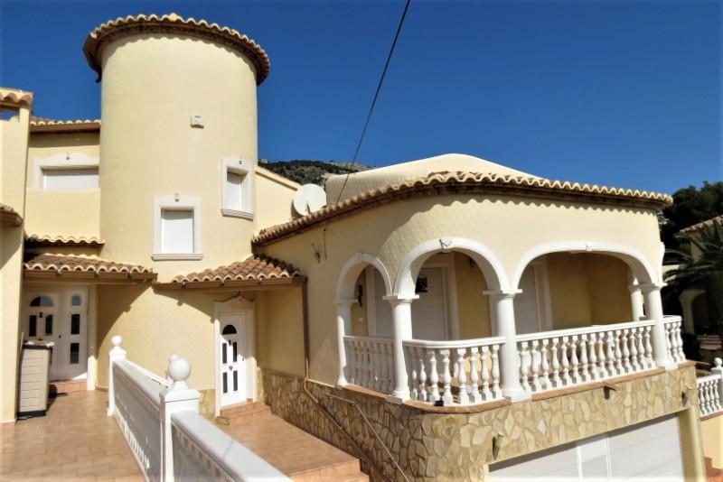 Villa  in Calpe, Costa Blanca North (cbd815x) - 36