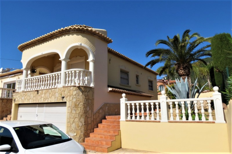 Villa  in Calpe, Costa Blanca North (cbd815x) - 39