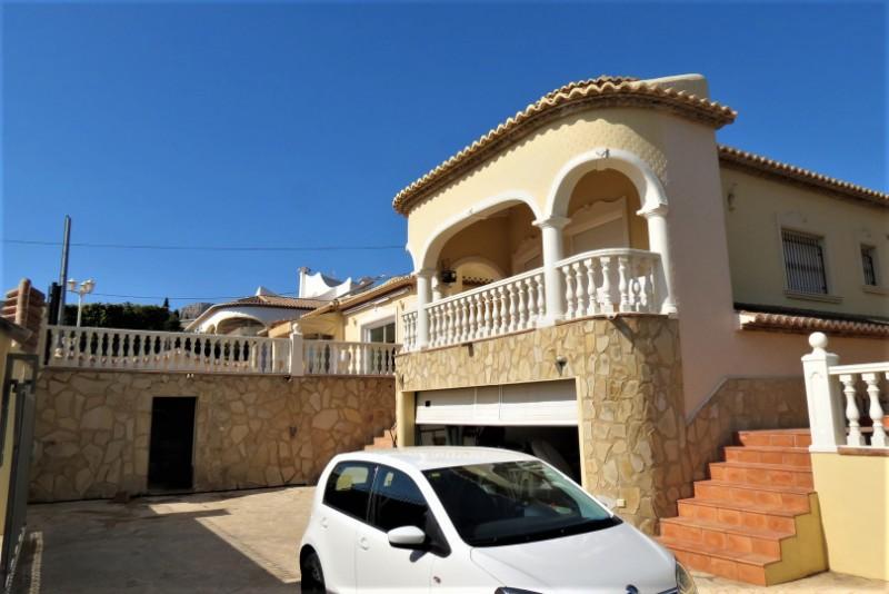 Villa  in Calpe, Costa Blanca North (cbd815x) - 40