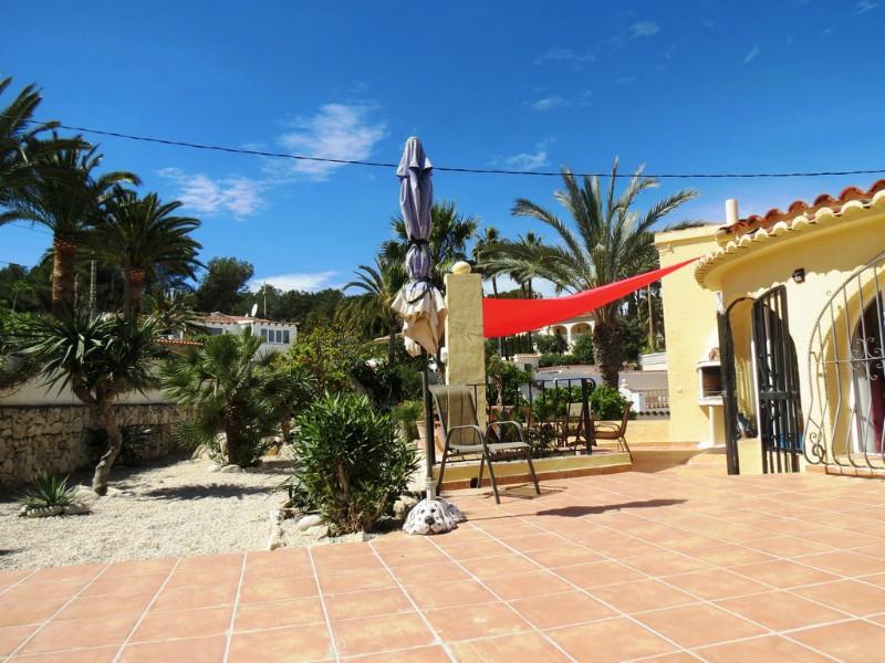 Villa  in Benissa, Costa Blanca (cbd872x) - 1