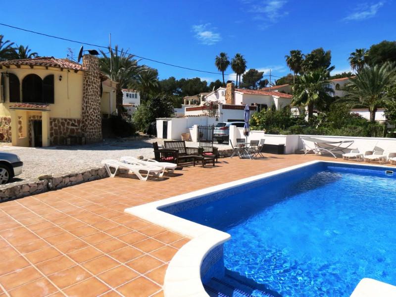 Villa  in Benissa, Costa Blanca (cbd872x) - 3