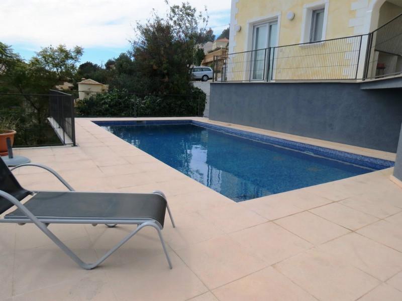 Villa  in Calpe, Costa Blanca North (cbd887x) - 3