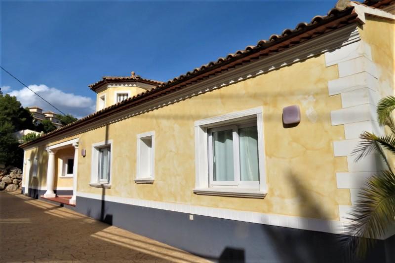 Villa  in Calpe, Costa Blanca North (cbd887x) - 2