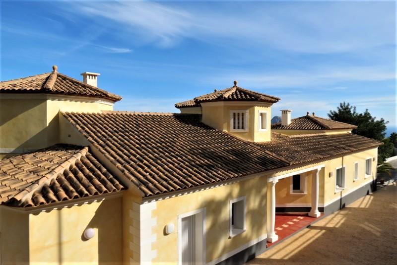 Villa  in Calpe, Costa Blanca North (cbd887x) - 1