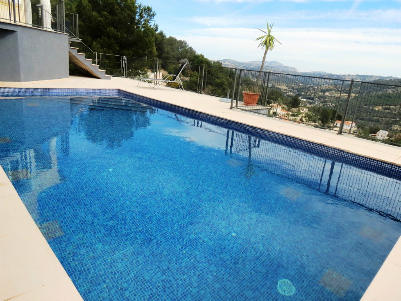Villa  in Calpe, Costa Blanca North (cbd887x) - 7