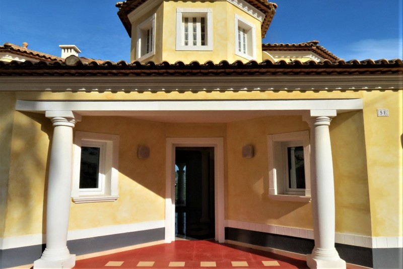 Villa  in Calpe, Costa Blanca North (cbd887x) - 8