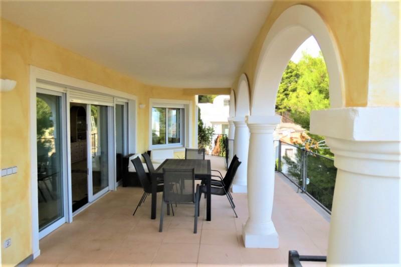 Villa  in Calpe, Costa Blanca North (cbd887x) - 19