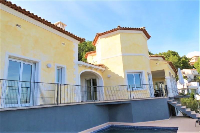 Villa  in Calpe, Costa Blanca North (cbd887x) - 35