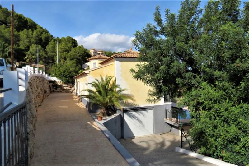 Villa  in Calpe, Costa Blanca North (cbd887x) - 38