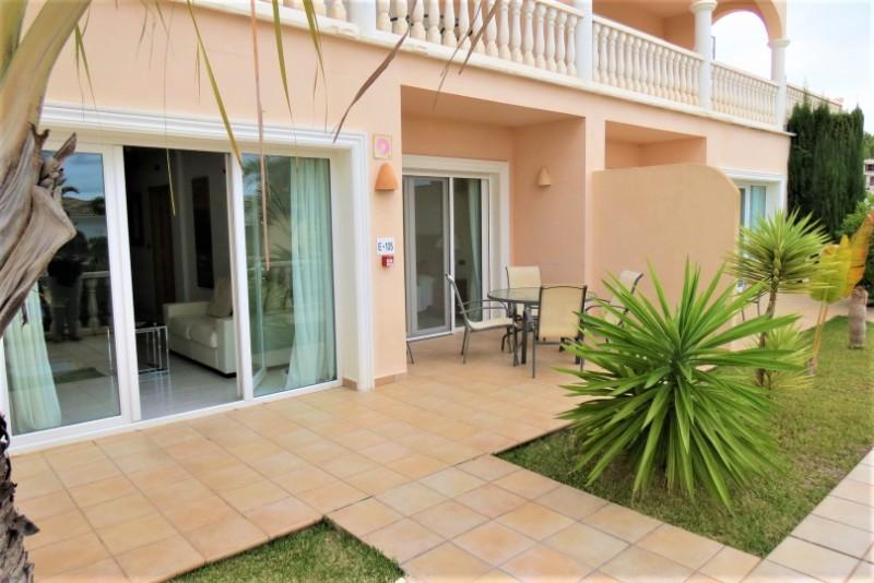 Apartment  in Benissa, Costa Blanca (cbd1402) - 2