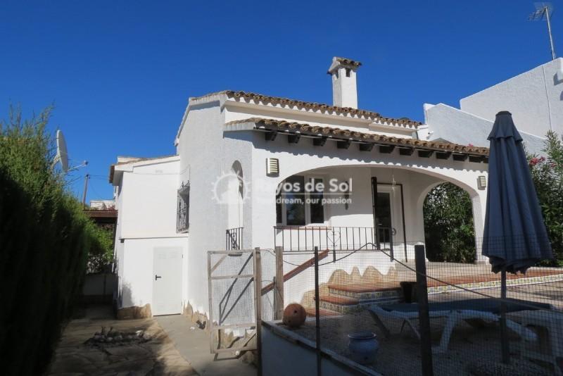 Villa  in Moraira, Costa Blanca (cbde1397x) - 1