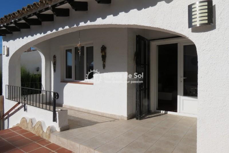 Villa  in Moraira, Costa Blanca (cbde1397x) - 21