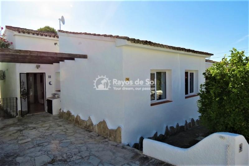 Villa  in Moraira, Costa Blanca (cbde1397x) - 25