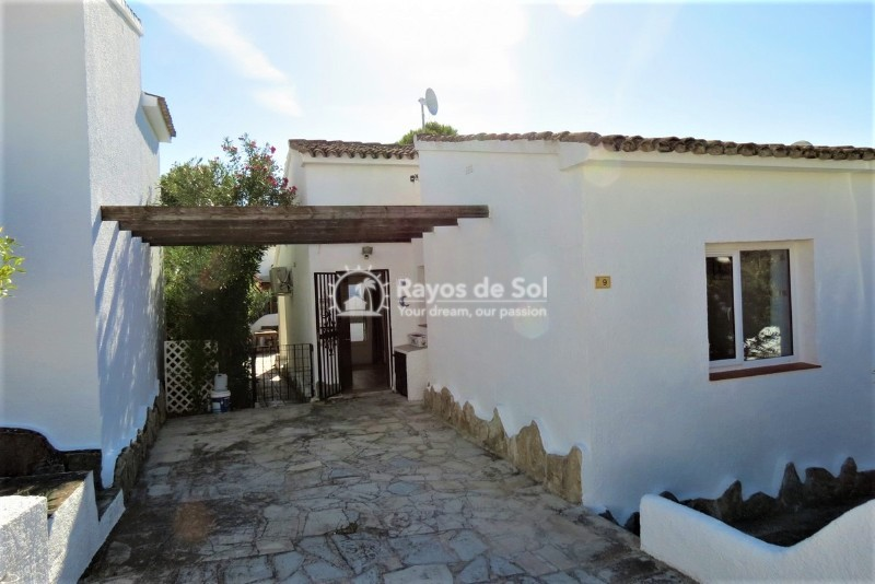 Villa  in Moraira, Costa Blanca (cbde1397x) - 26