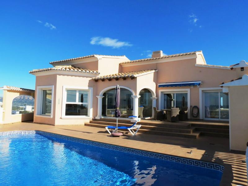 Villa  in Cumbre Del Sol, Costa Blanca (cbd964x) - 2