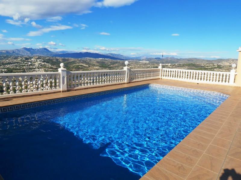 Villa  in Cumbre Del Sol, Costa Blanca (cbd964x) - 23