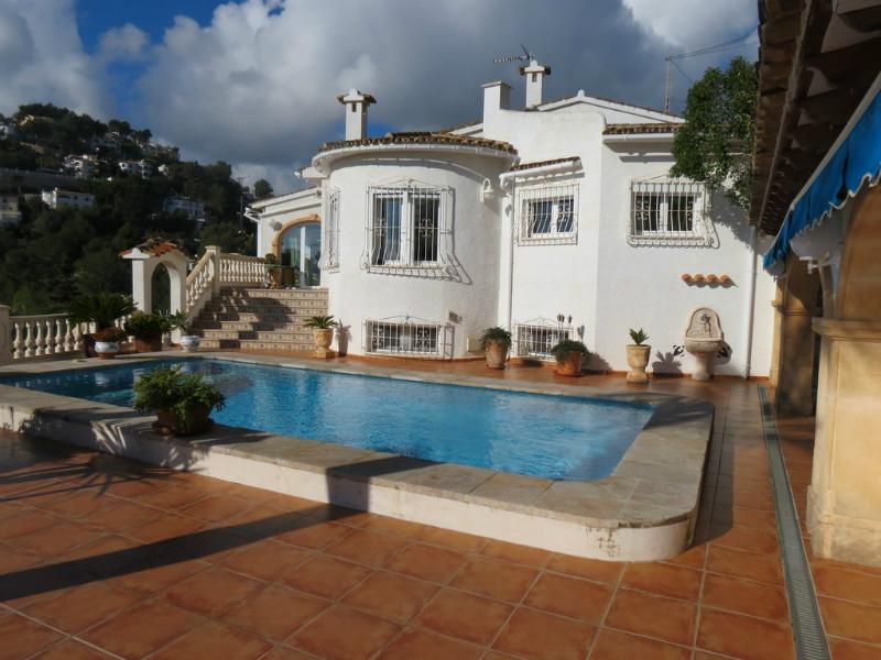 Villa  in Benissa, Costa Blanca (cbd988) - 1