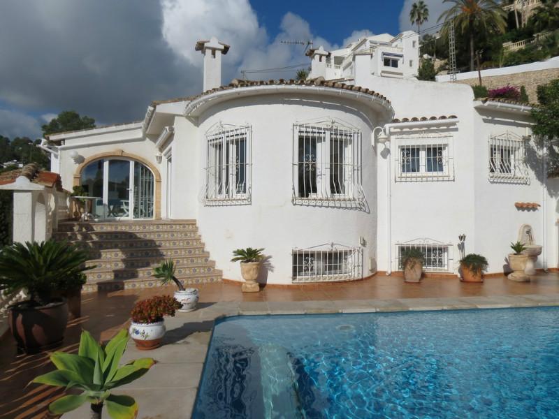Villa  in Benissa, Costa Blanca (cbd988) - 2