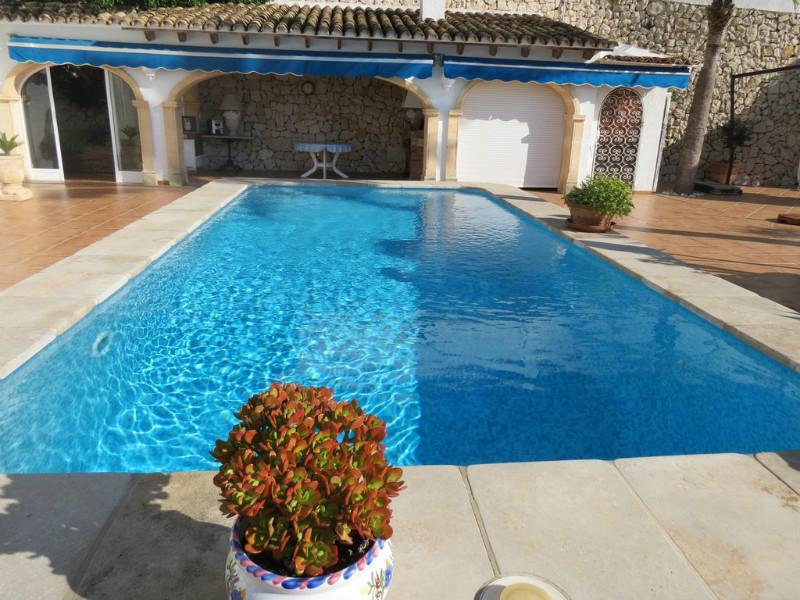 Villa  in Benissa, Costa Blanca (cbd988) - 30