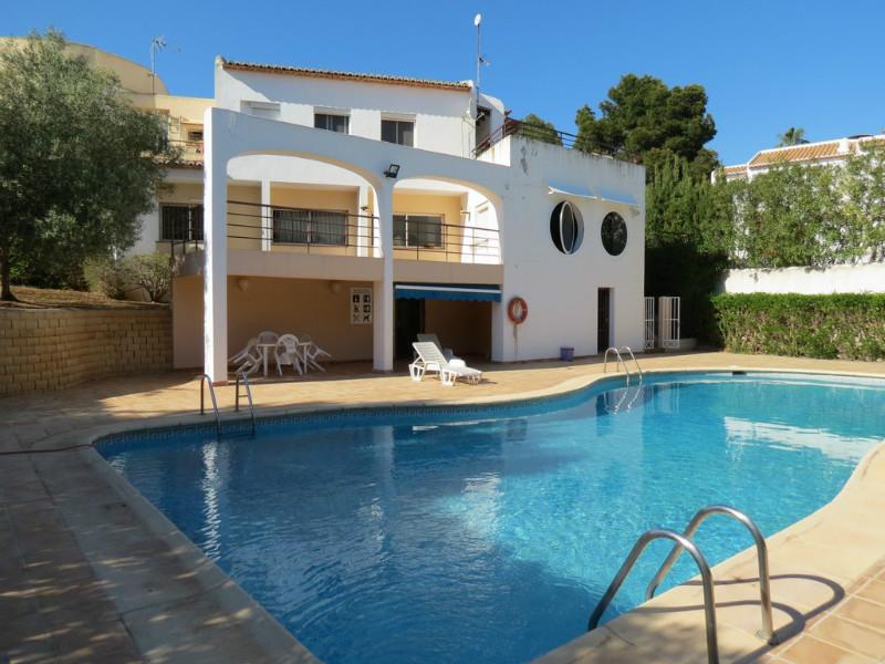 Apartment  in Moraira, Costa Blanca (cbd1024) - 1