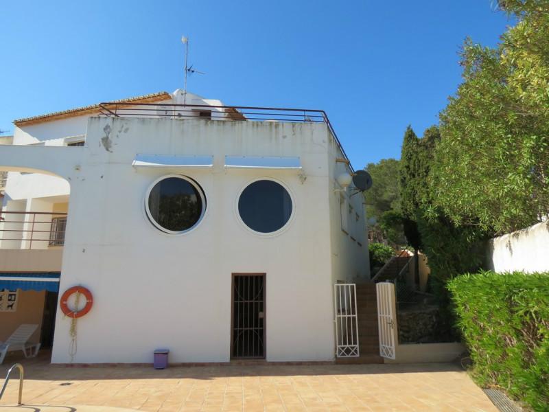 Apartment  in Moraira, Costa Blanca (cbd1024) - 14