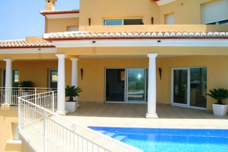 Villa  in Moraira, Costa Blanca (cbdf018) - 22