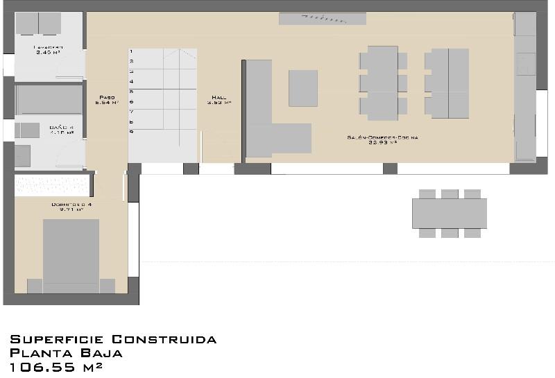 Villa  in Moraira, Costa Blanca (cbdf018) - 28
