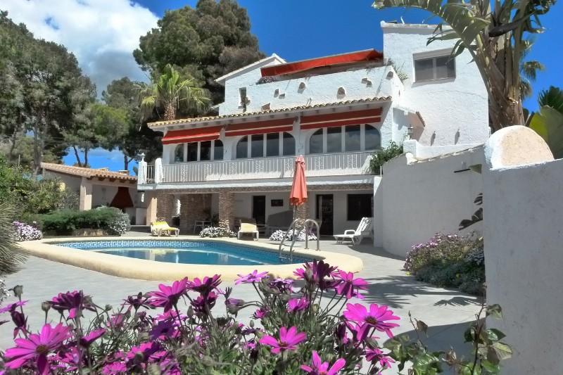 Villa  in Moraira, Costa Blanca (cbd1083) - 1
