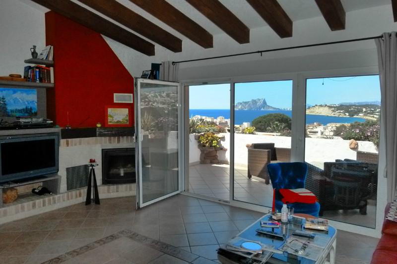 Villa  in Moraira, Costa Blanca (cbd1083) - 5