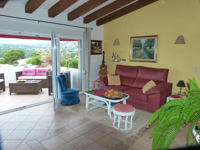 Villa  in Moraira, Costa Blanca (cbd1083) - 20