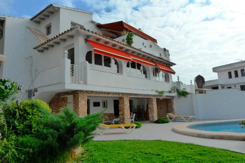 Villa  in Moraira, Costa Blanca (cbd1083) - 34