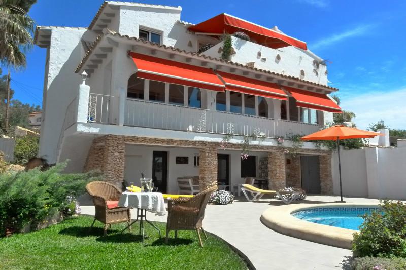 Villa  in Moraira, Costa Blanca (cbd1083) - 33