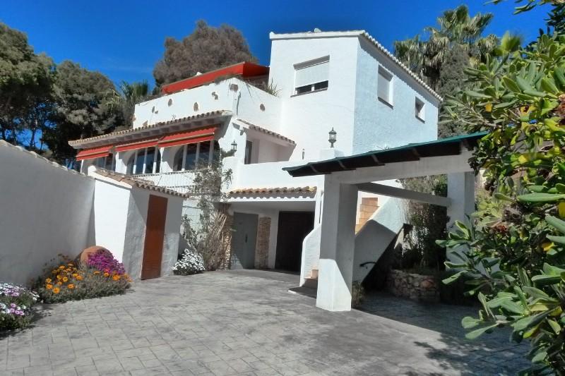 Villa  in Moraira, Costa Blanca (cbd1083) - 36