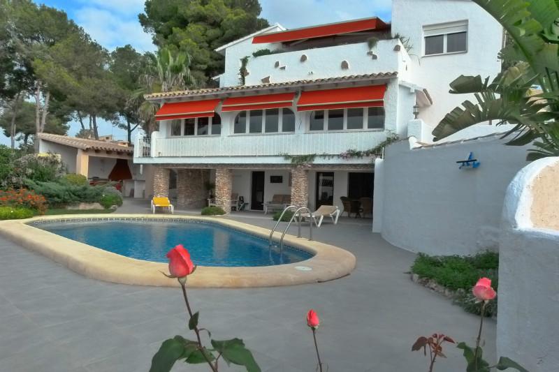 Villa  in Moraira, Costa Blanca (cbd1083) - 35