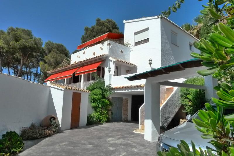 Villa  in Moraira, Costa Blanca (cbd1083) - 38