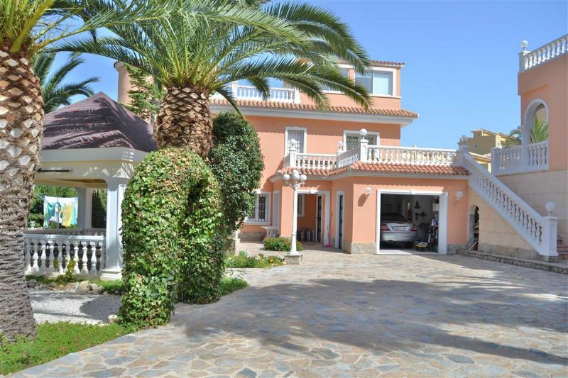 Villa  in Calpe, Costa Blanca North (cbd1107) - 3